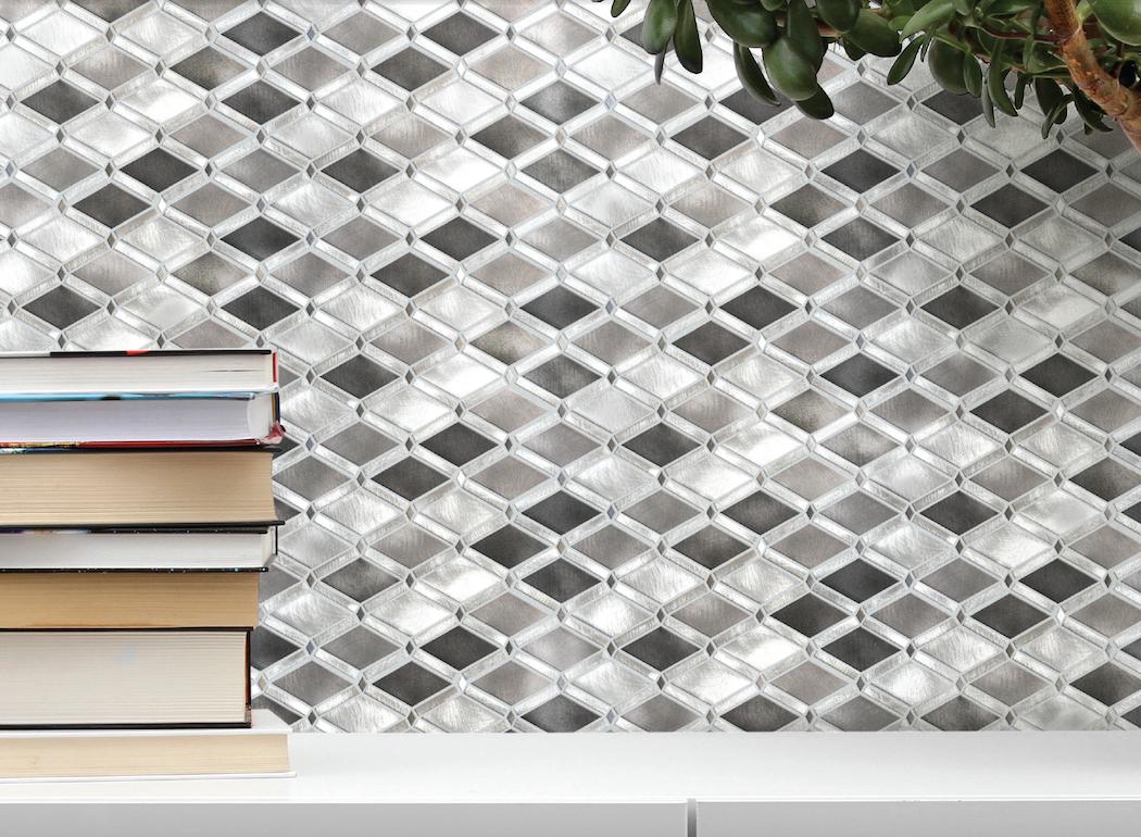 Alumina wall tile