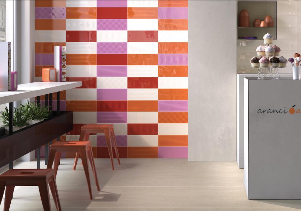 Moda wall tile by GIO