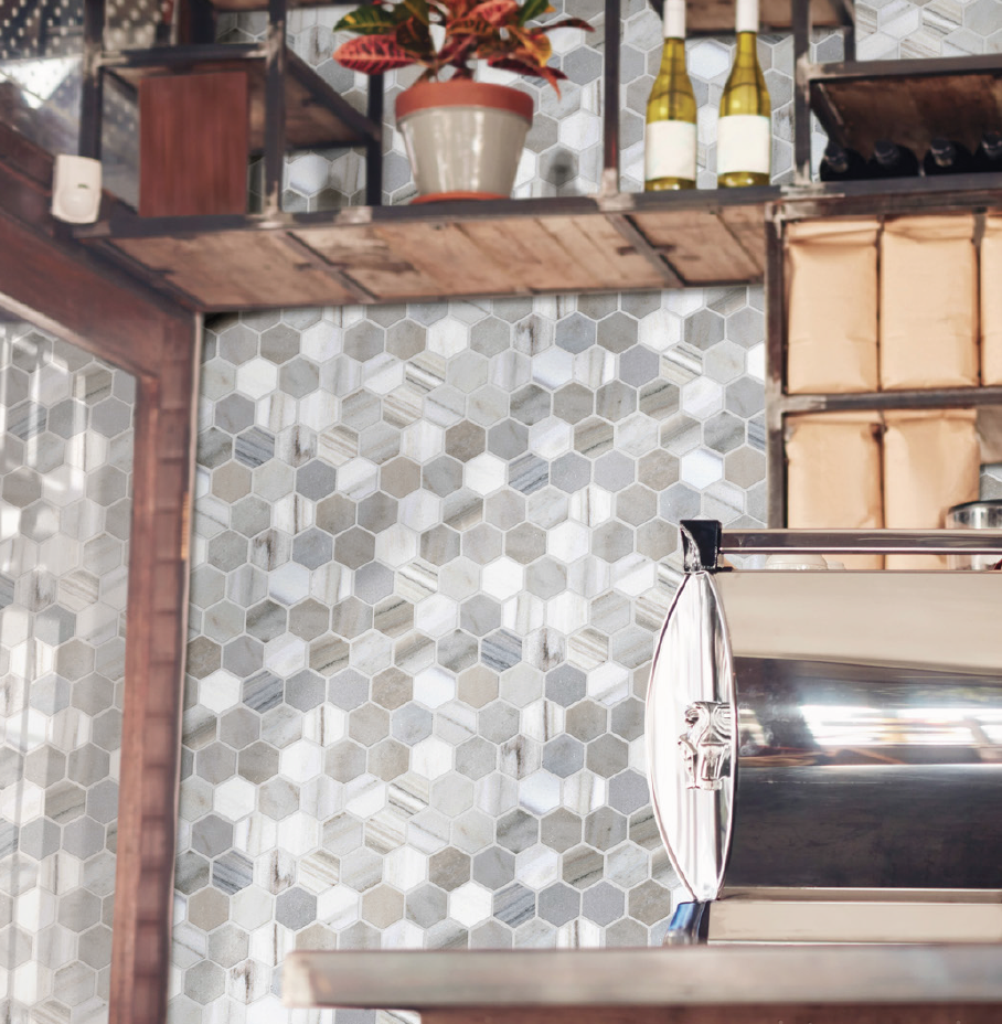 Pietra Marmi floor and Wall Tile