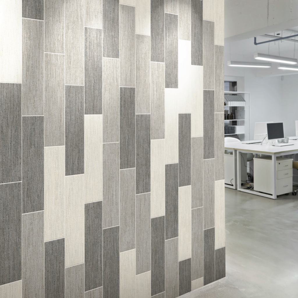 PLUSH floor and wall tile by GIO