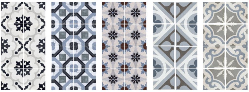 GIO tile alternative to cement tile