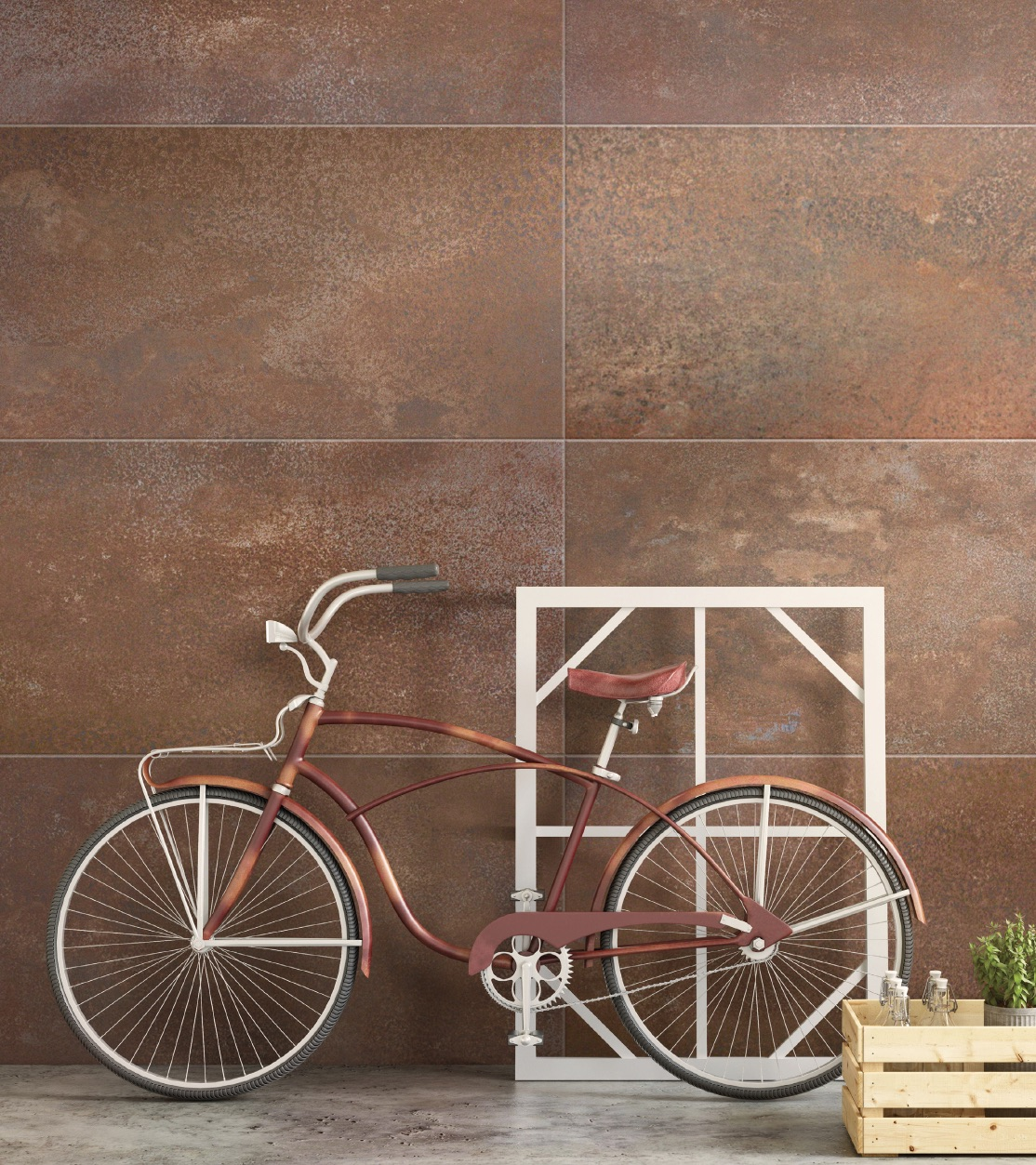 Metallo by GIO porcelain tile