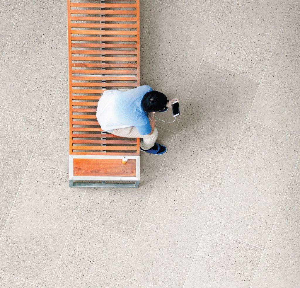 Veneto Floor and Wall Tile by GIO