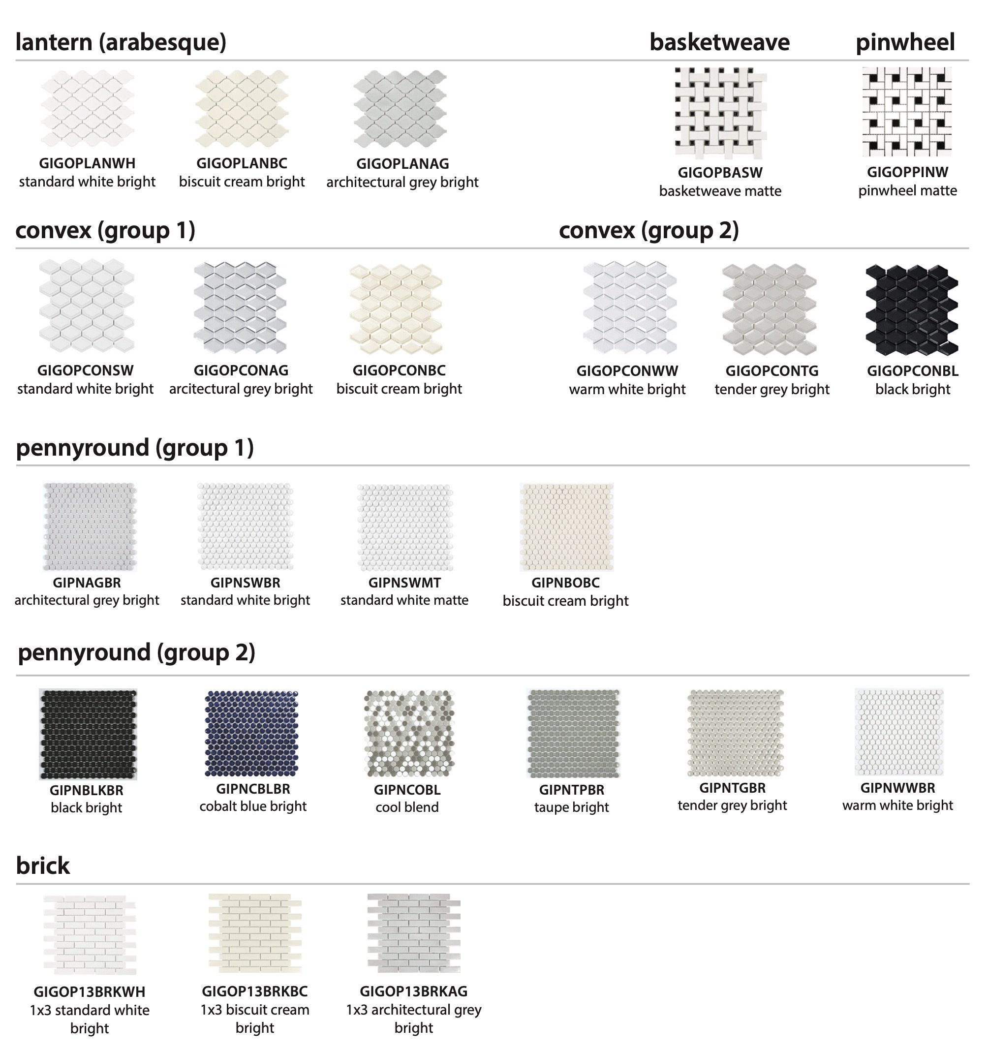 GIO_Geometry Options colors