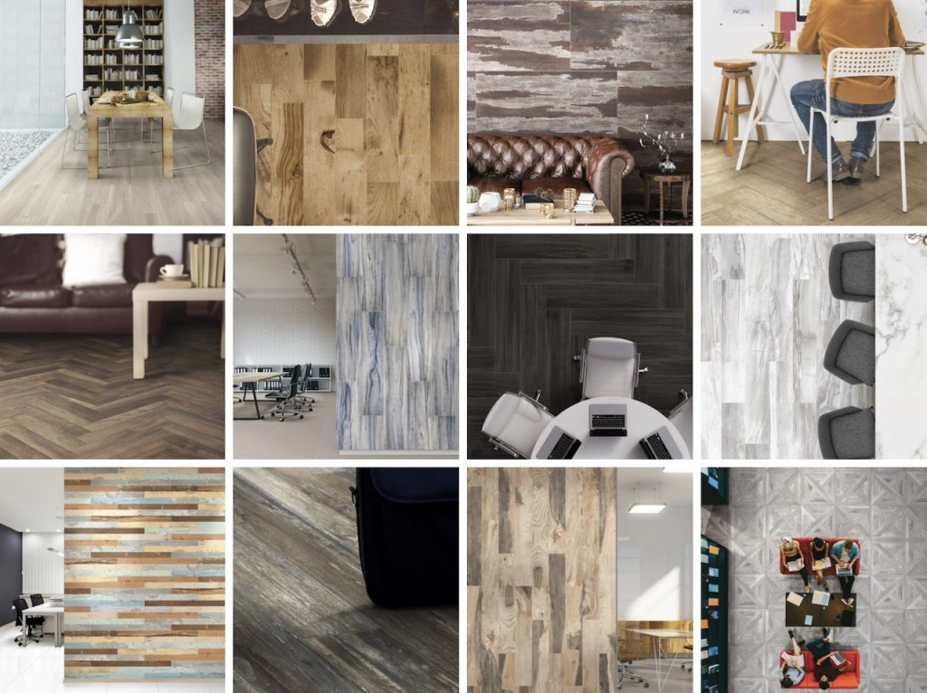 GIO Wood Look Tile Collections
