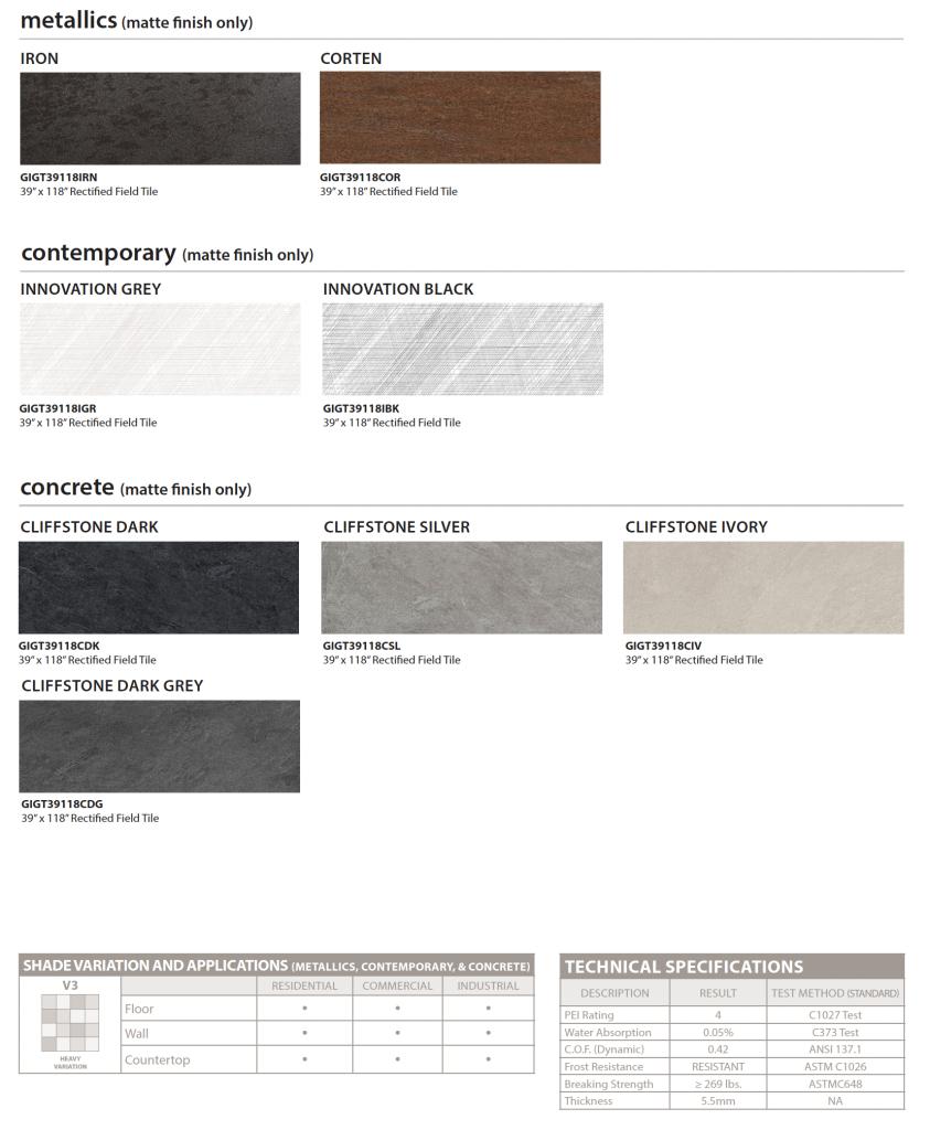 GIO_Thin 5.5 colors-specs
