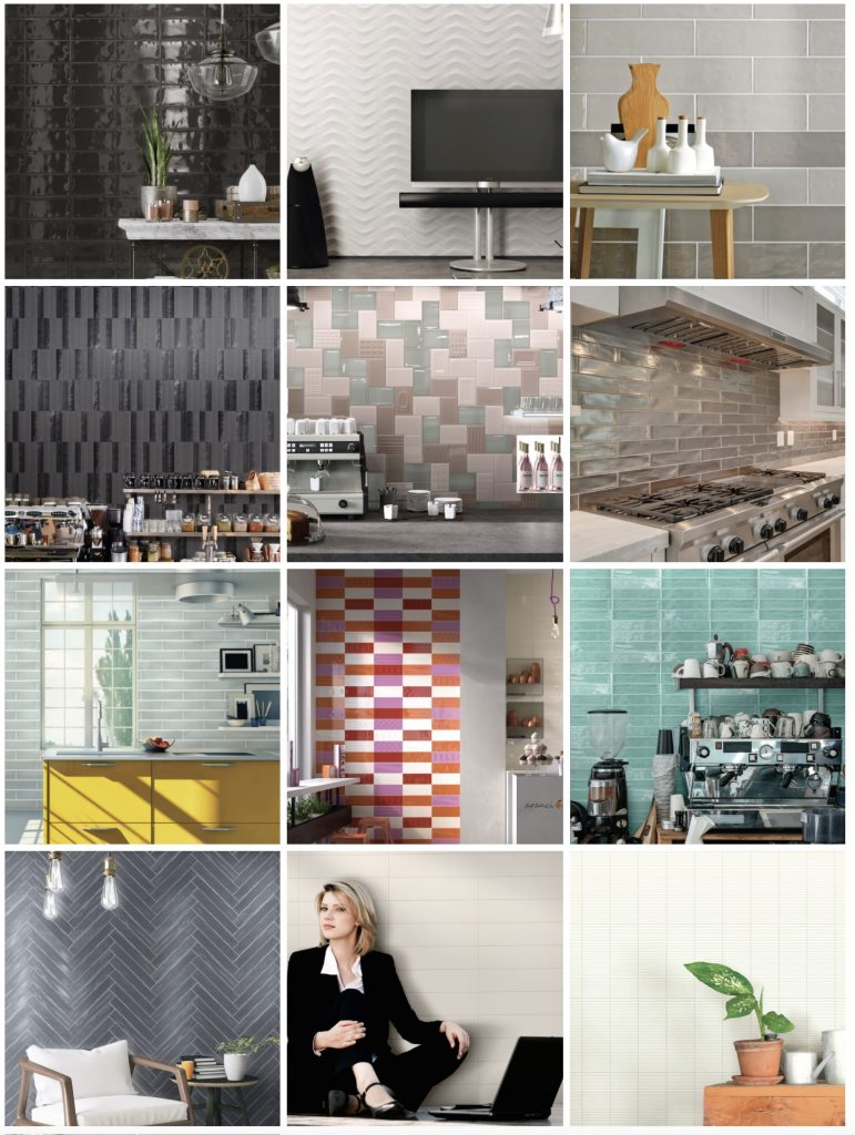 GIO Subway Tile Collections